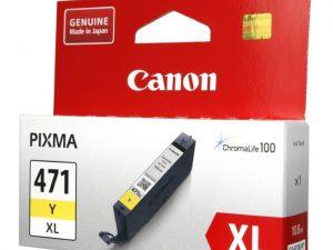 Картридж CANON CLI-451XLY желтый увеличенный для PIXMA iP7240/MG6340