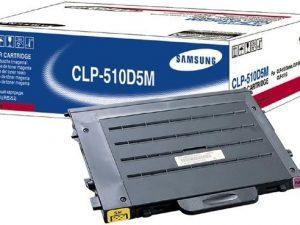 Картридж SAMSUNG CLP-510D5M малиновый для CLP-510/511/515