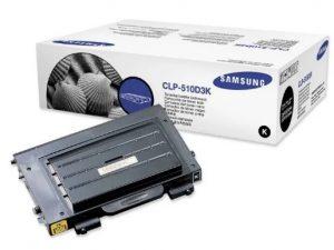 Картридж SAMSUNG CLP-510D7K черный для CLP-510/511/515