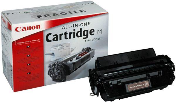 Картридж CANON Cartridge-M черный для 121OD/123OD/127OD