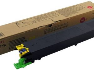 Картридж Sharp MX-31GTYA желтый для MX2301/2600/3100/4100/4101/5001