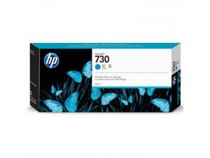 Картридж  HP P2V68A 730 для HP DesignJet T1700, 300 мл,голубой