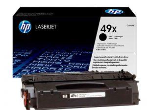 Картридж HP Q5949Х черный увеличенный LJ 1320