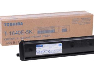 Тонер TOSHIBA T-1640E черный для E-Studio 163/203/166/206/165/205/167/207/237