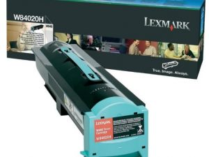 Тонер-картридж LEXMARK W84020H черный для W840