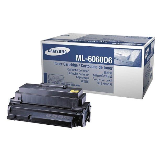 Картридж SAMSUNG ML-6060D6 черный для ML-1440/1450/1451/6040/6060