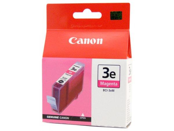 Картридж CANON BCI-3eM красный для BJC-6000/3000