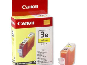 Картридж CANON BCI-3eY желтый для BJC-6000/3000