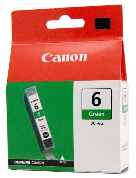 Картридж CANON BCI-6Green зеленый для S-800/BJC-8200Ph