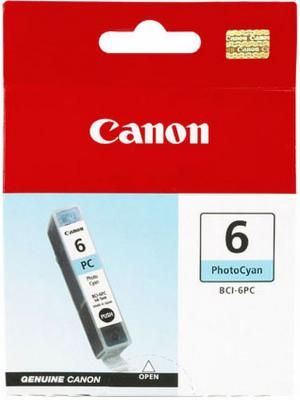 Картридж CANON BCI-6PC фото-синий для S-800/BJC-8200Ph
