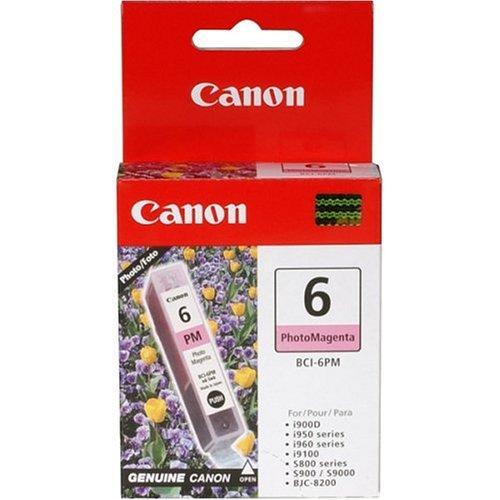 Картридж CANON BCI-6PM фото-красный для S-800/BJC-8200Ph