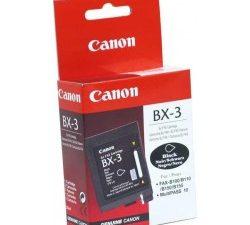 Картридж CANON BX-3 чернCanon FAX-B100 | FAX-B110 | FAX-B120 | FAX-B140 | FAX-B150 | FAX-B155 | FAX-