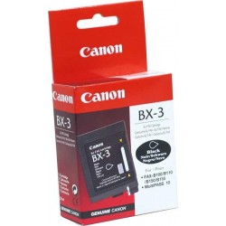 Картридж CANON BX-3 чернCanon FAX-B100   FAX-B110   FAX-B120   FAX-B140   FAX-B150   FAX-B155   FAX-