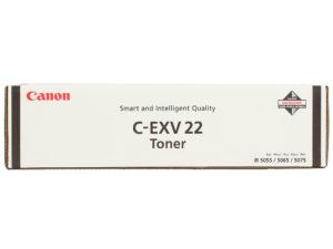 Тонер CANON C-EXV22 черный для iR5055,iR5065, iR5075