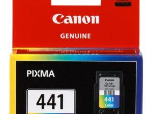 Картридж CANON CL-441 стандартный цветной для Pixma MG2140/3140