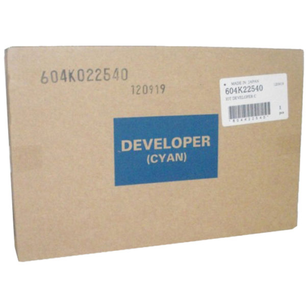 Девелопер XEROX 604K22540 синий для WCP2128/2636/3545/7228/7235/7245/Phaser7760