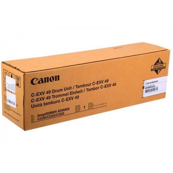Драм-картридж CANON C-EXV49 цветной/черный для iRADVC3320/3325/3330