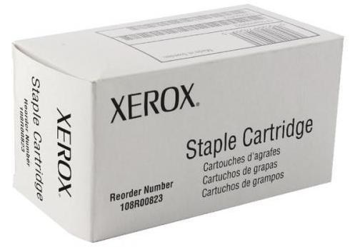 Картридж со скрепками XEROX 108R00823 2шт./упак. для Phaser 3635/WC 3655/6655, 2*1500стр.
