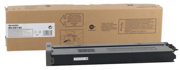 Картридж Sharp MX-51GTBA черный для MX-4112/5112/MX4140/MX4141/MX5140/MX5141