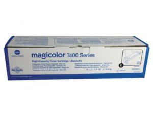 Тонер KonicaMinolta 8938621 черный для MagiColor 7450