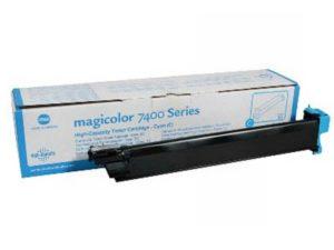 Тонер Konica-Minolta 8938624 синий для MagiColor 7450