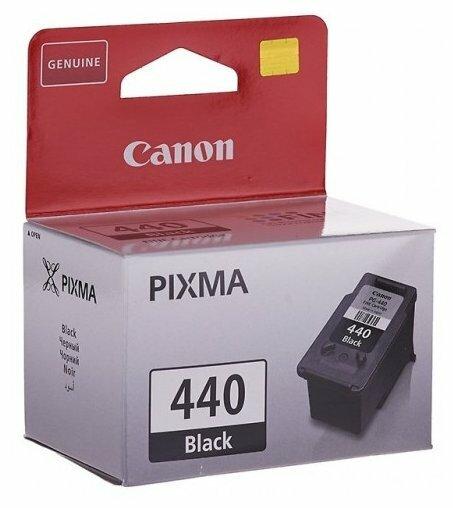 Картридж CANON PG-440 черный стандартный для Pixma MG2140/3140