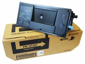 Тонер-картридж Kyocera TK-3160 черный для P3045dn/P3050dn/P3055dn/P3060dn