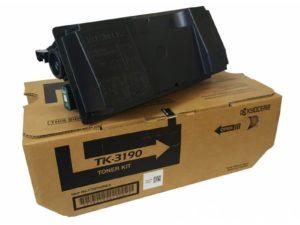 Тонер-картридж Kyocera TK-3190 черный для P3055dn/P3060dn