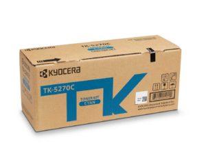 Тонер-картридж TK-5270C Голубой P6230cdn/M6230cidn/M6630cidn (6000стр)
