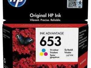 Картридж HP 3YM74AE № 653 цветной для Deskjet 6475/6075